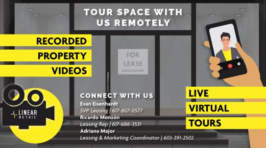 Linear Launches Live Virtual Tours