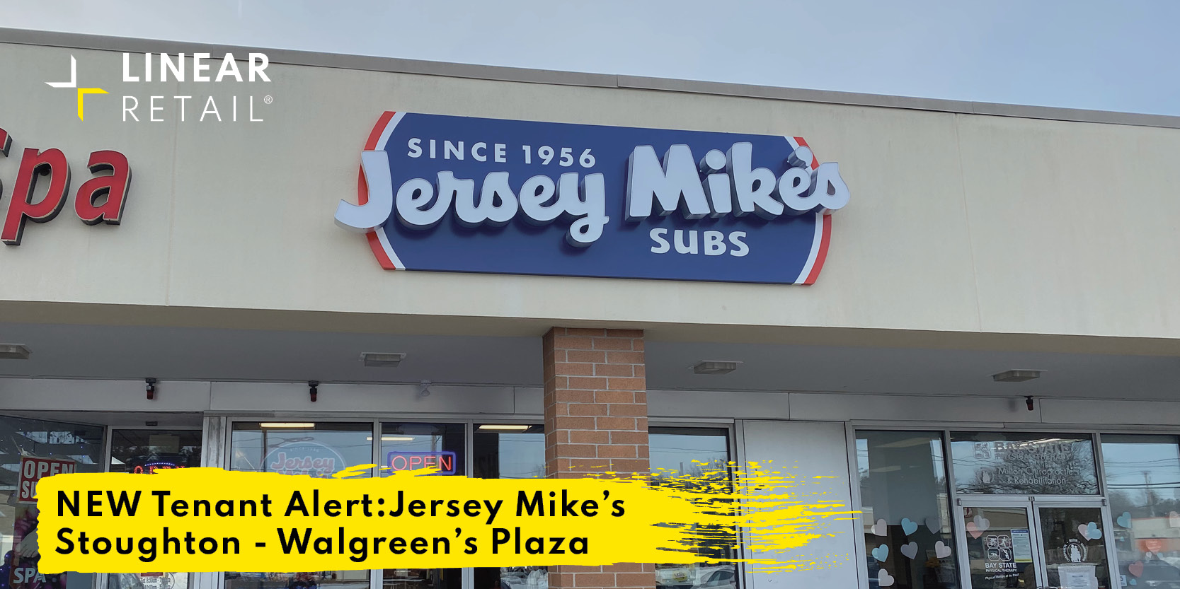 Jersey Mike's Stoughton MA